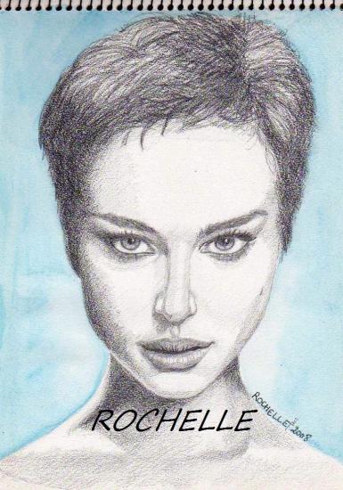 Natalie Portman par Rochelle